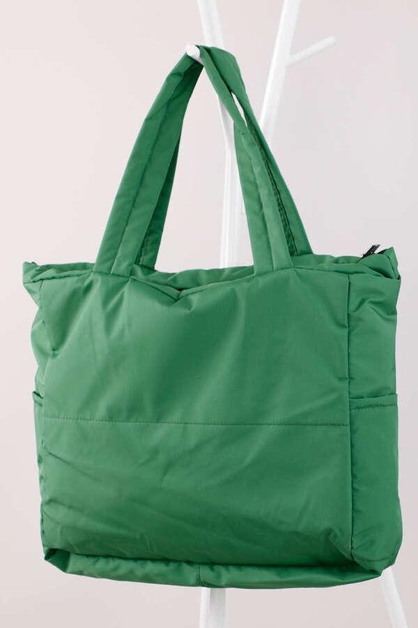 Büyük Spor Çanta Yeşil