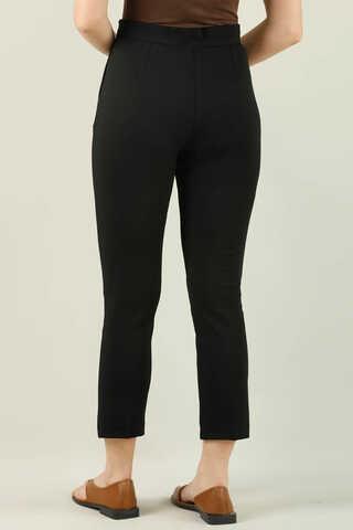 Kalem Pantolon Siyah - Thumbnail