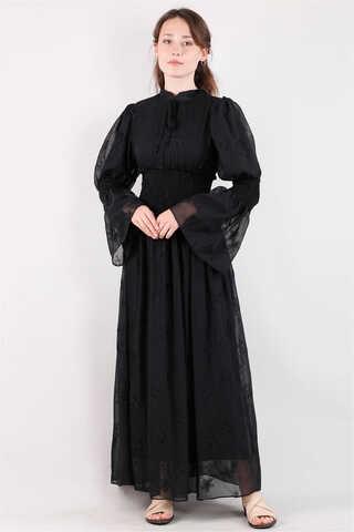 Zulays - Liza Elbise Siyah