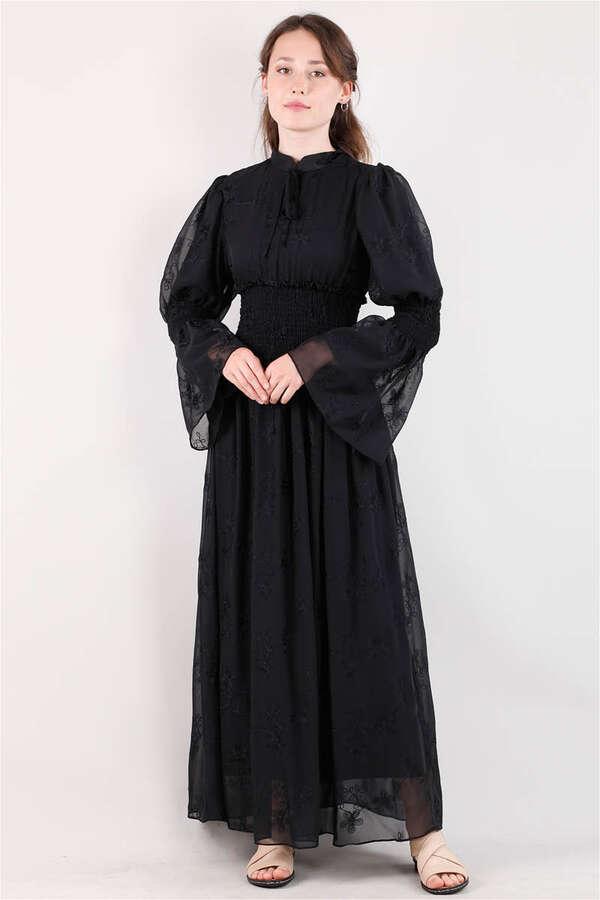 Liza Elbise Siyah