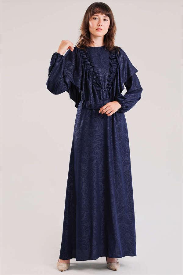 Mehran Elbise Lacivert