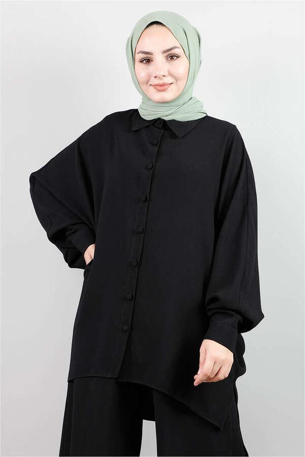 Morbida Siyah Takım
