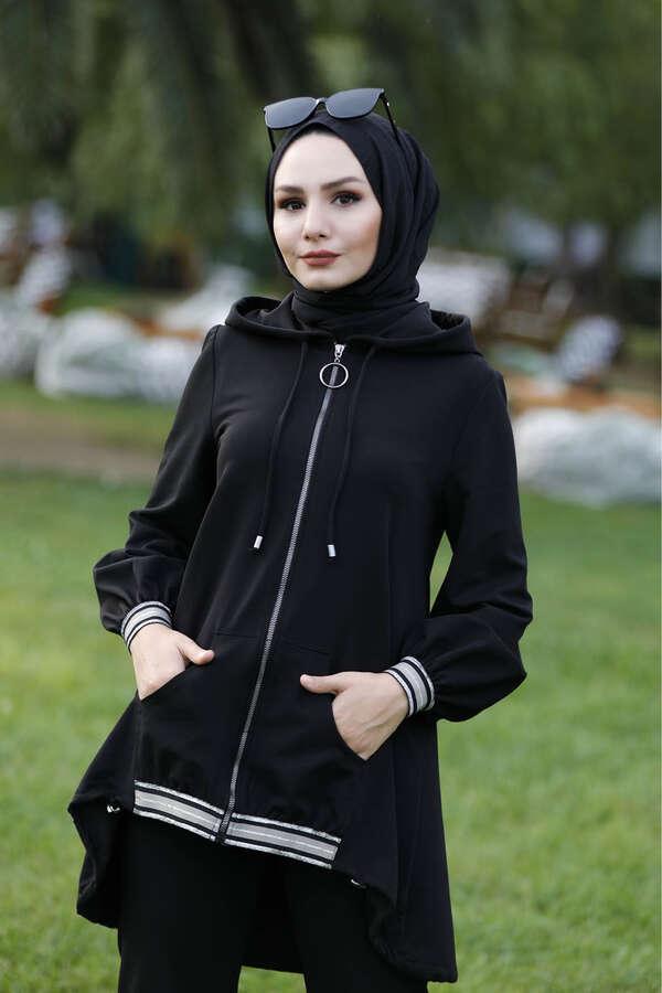 Ribana Eşofman Siyah