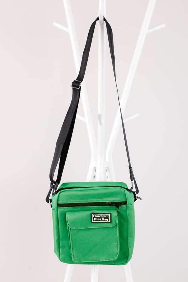 Spor Çanta Yeşil